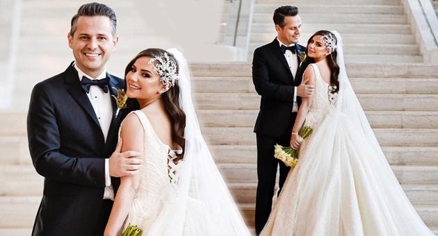 Photo of Merve Özbey ve Kenan Koçak düğünleri için servet harcadı!