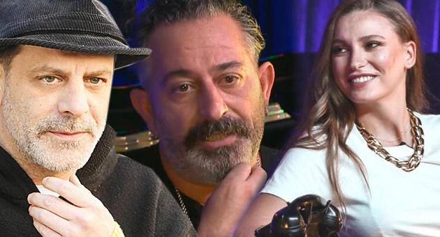 Photo of Serenay Sarıkaya, Cem Yılmaz ve Ozan Güven'in arasını mı açtı?