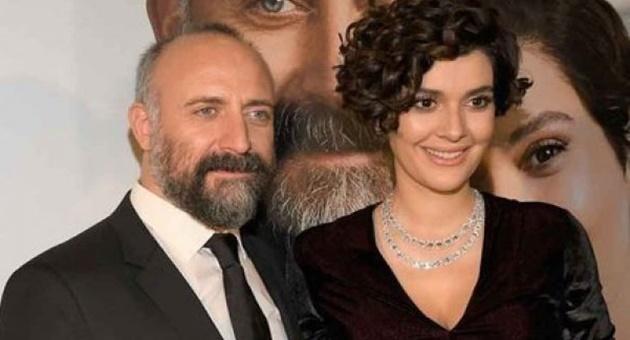 Photo of Bergüzar Korel ve Halit Ergenç çiftinin mutlu günü!