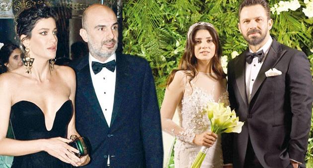 Photo of Efe Duru ve Melis Süt'ün düğününe Berrak Tüzünataç damga vurdu!