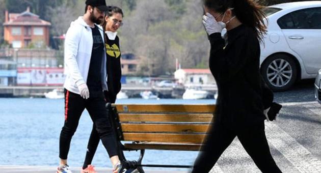Photo of Alp Navruz ve sevgilisi kuralları hiçe saydı!