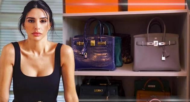 Photo of Aslıhan Doğan'ın servet değerindeki çantaları!