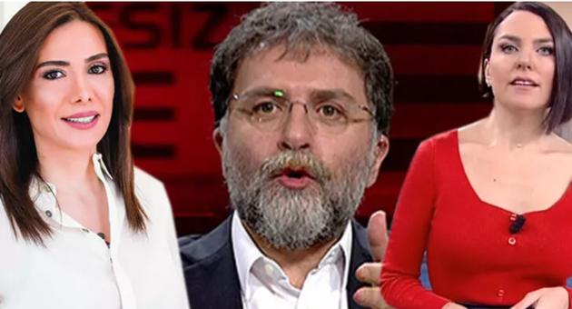 Photo of Ece Üner ve Jülide Ateş'in arasındaki polemiğe Ahmet Hakan da dahil oldu!
