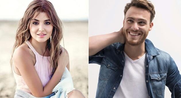Photo of Hande Erçel'den yeni partneri Kerem Bürsin'e övgü dolu sözler!