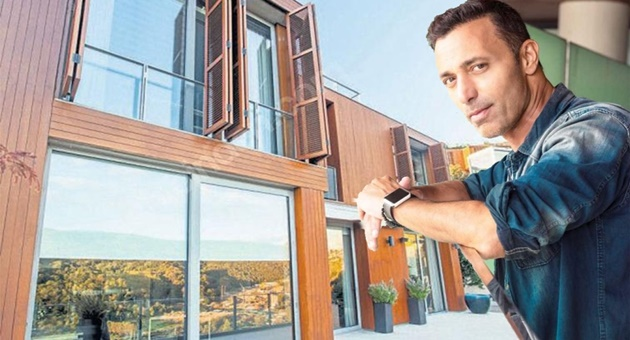 Photo of Mustafa Sandal oğulları için lüks villasını satışa çıkardı!