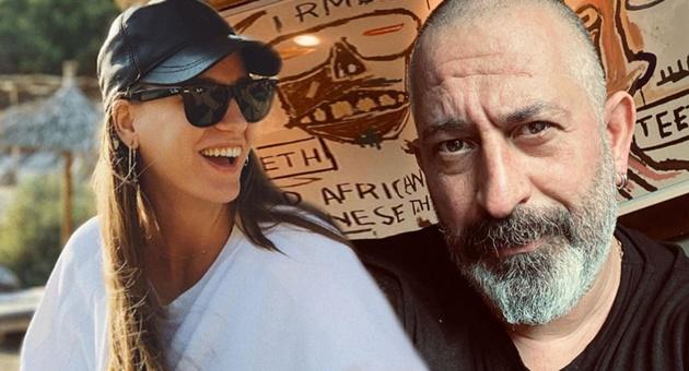 Photo of Serenay Sarıkaya'yı güldüren soru, Cem Yılmaz'ı sinirlendirdi!