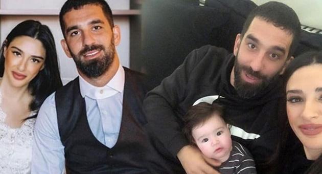 Photo of Arda Turan ve Aslıhan Doğan çiftinin ikinci çocukları dünyaya geldi!
