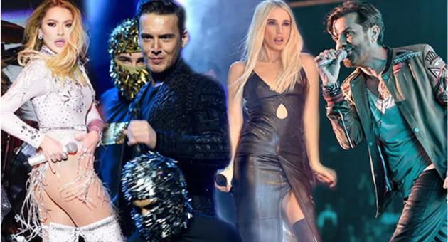 Photo of Ünlü şarkıcıların konser başına alacağı ücretler belli oldu!