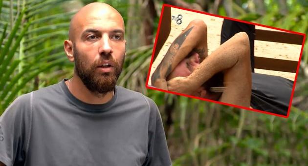 Photo of Survivor'da korkutan anlar! Sercan Yıldırım yere yığıldı!