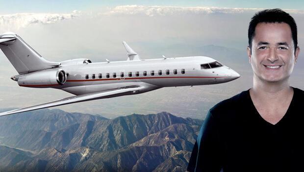 Acun Ilıcalı yeni satın aldığı jet uçağına ne kadar ödeyecek?
