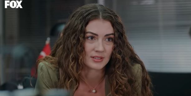 Afili Aşk'tan sonra Burcu Özberk güçlü kadın rolüne çok yakışacak!