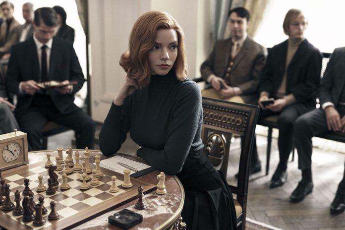 Anya Taylor-Joy'lu Netflix Dizisi The Queen's Gambit'ten Yeni Fragman Yayınlandı