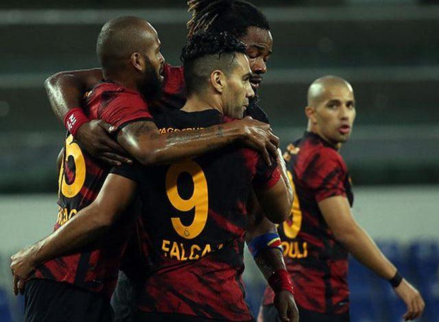 Başakşehir 0 – 2 Galatasaray maçı geniş özeti ve golleri izle Gs Başakşehir