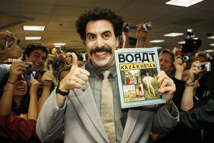 Borat'ın Devam Filminin Haklarını Amazon Satın Aldı