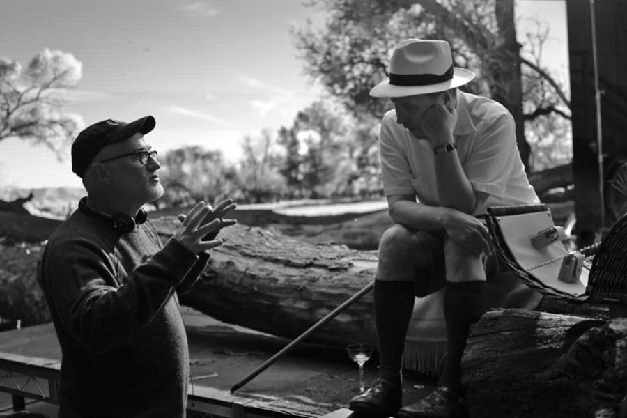 David Fincher İmzalı Mank Filminden Yeni Görseller Yayınlandı