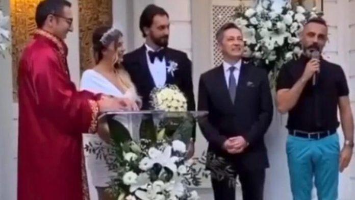 'Emin misin?' Tuğçe Özbudak ile Melikhan Kılıçarslan evlendi