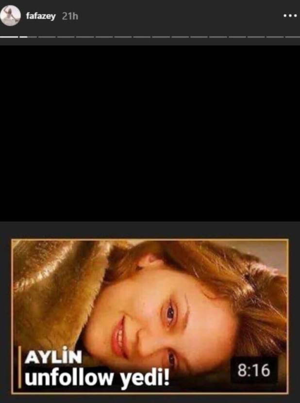 Farah Zeynep Abdullah Reynmen In Hareketini Fena Ti Ye Aldi Magazinn Com