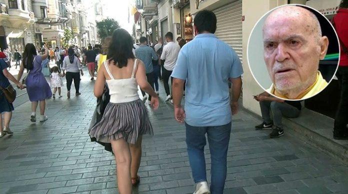 Hıncal Uluç'tan Taksim'de kadını taciz ettiği gerekçesiyle tutuklanan adama destek!