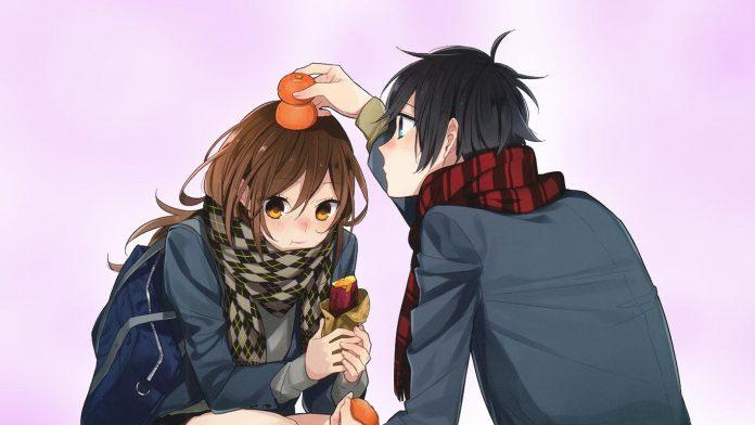 Horimiya animesinin ilk fragmanı yayımlandı
