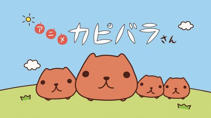 Kapibarasan animesinden yeni fragman yayımlandı