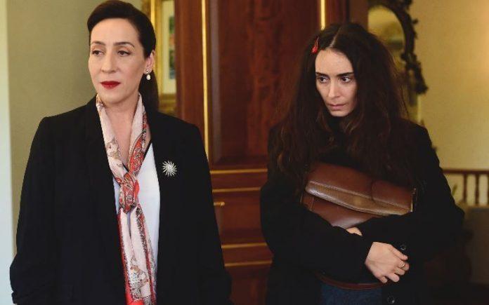 Kırmızı Oda dizisinde Nesrin'in yeni hayatı, Alya'nın kararı!