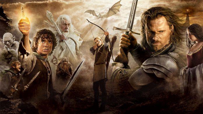 Lord of the Rings dizisinin çekimlerine yeniden başlandı