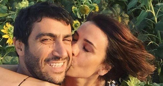 Songül Öden'den eşi Arman Bıçakçı'ya doğum günü kutlaması!