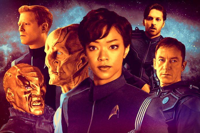 Star Trek: Discovery'nin 4. sezon çekimleri başladı