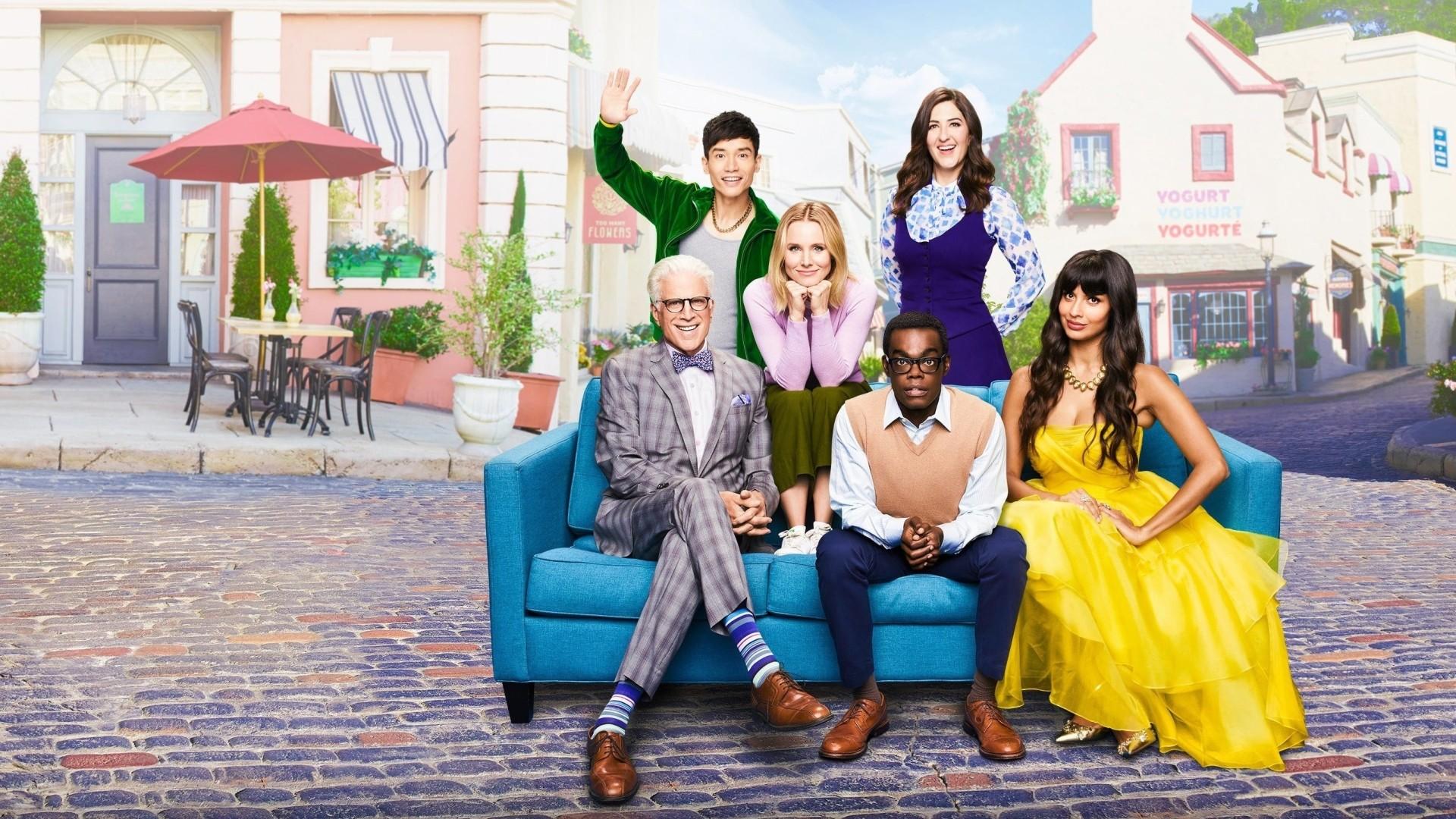 The Good Place 4. sezonu Netflix'te yayımlandı