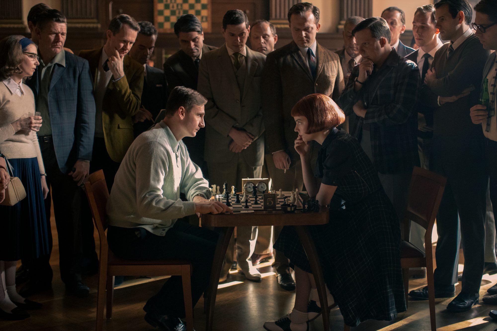 The Queen's Gambit resmi fragmanı yayımlandı