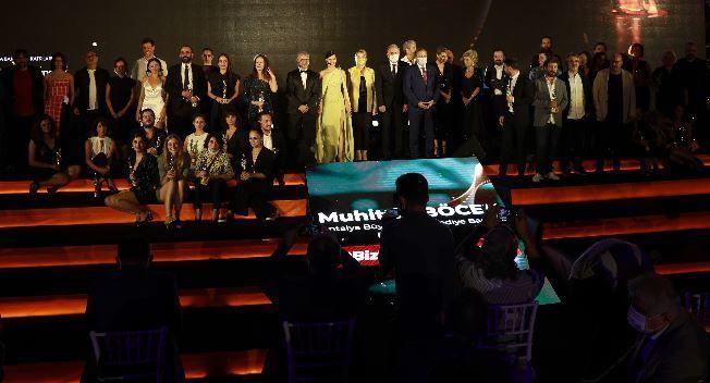 2020 yılı Antalya Altın Portakal Film Festivali'nde ödül alanlar belli oldu!