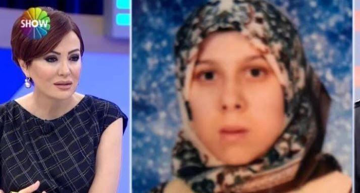 3 yıl önce kaybolan kızı için Didem Arslan Yılmaz'a başvurdu!