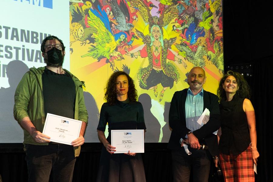 39. İstanbul Film Festivali Ulusal Belgesel Yarışması ve Uluslararası Yarışma Ödülleri Sahiplerini Buldu