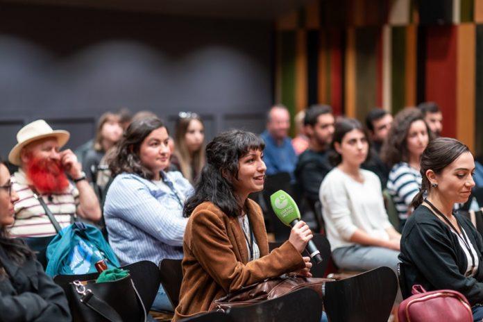 8. Engelsiz Filmler Festivali'nin 2. Gününde Film Gösterimleri ve Söyleşiler Yapıldı