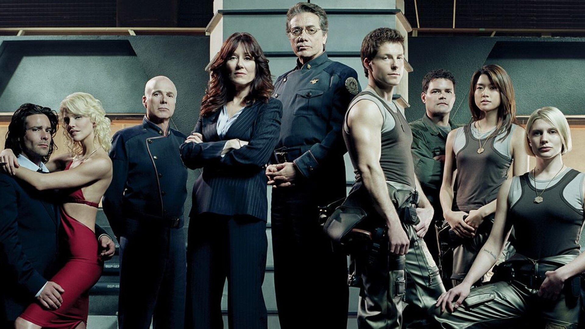 Battlestar Galactica filmi geliyor