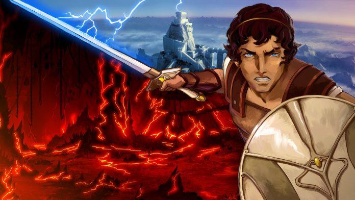 Blood of Zeus yayımlandı