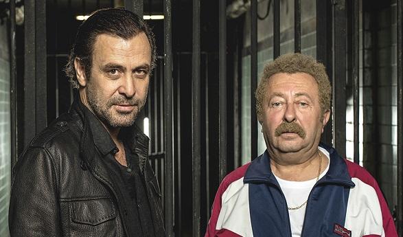 BluTV'nin iddialı dizisinde Nejat İşler ile Erkan Can'ın sahneleri çok konuşulacak