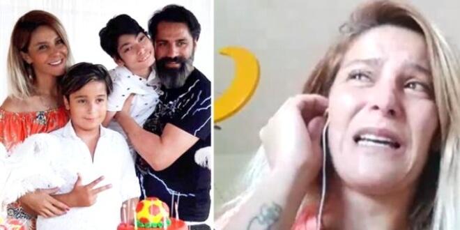 Çılgın Sedat'ın Karısı Canlı Yayında Gözyaşlarına Boğuldu..