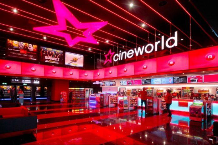 Cineworld, ABD ve Birleşik Krallık'taki Tüm Sinema Salonlarını Kapatıyor