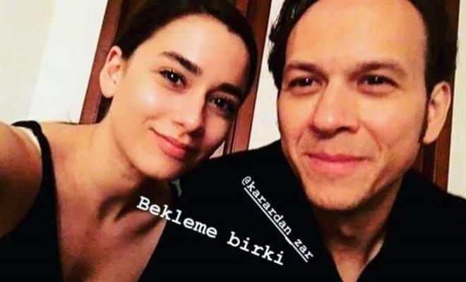 Çukur dizisinde baba-kızı canlandıran Öner Erkan ile Ece Yaşar hakkında aşk iddiası!