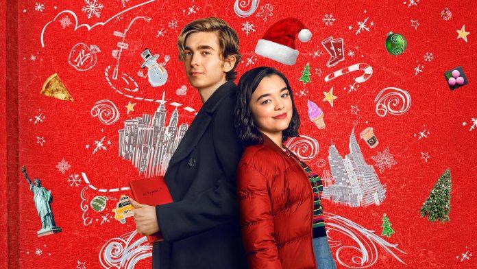 Dash and Lily dizisinden ilk tanıtım yayımlandı