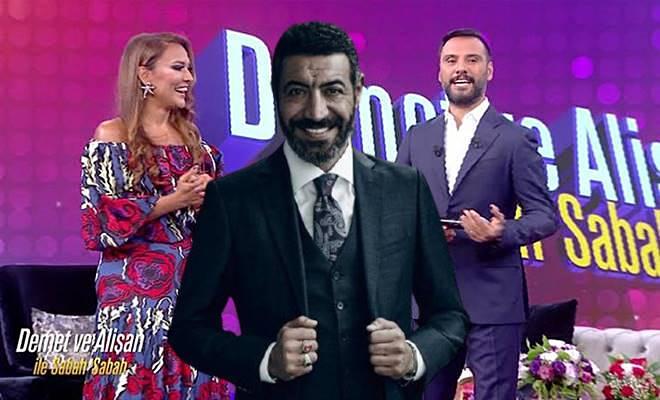 Demet Akalın'dan İbo Show için İstanbul gelen Hakan Altun'a gönderme