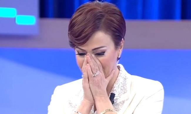 Didem Arslan Yılmaz canlı yayında gözyaşlarını tutamadı