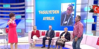 Didem Arslan Yılmaz karısını döven adamı stüdyodan kovdu