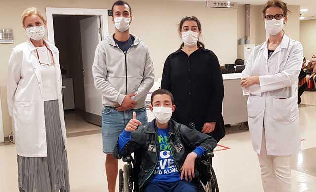 En acı tesadüf Kubilay'a 'Can' oldu