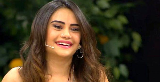 Evleneceksen Gel yarışmasının gelin adayı Naz Mila'dan sansürsüz kalça operasyonu
