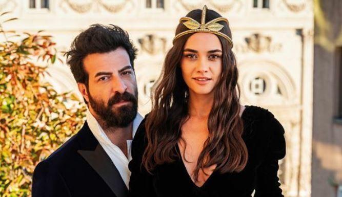 Hande Soral'dan evlilik yıldönümlerinde eşi İsmail Demirci'ye kısa ama aşk dolu mesaj