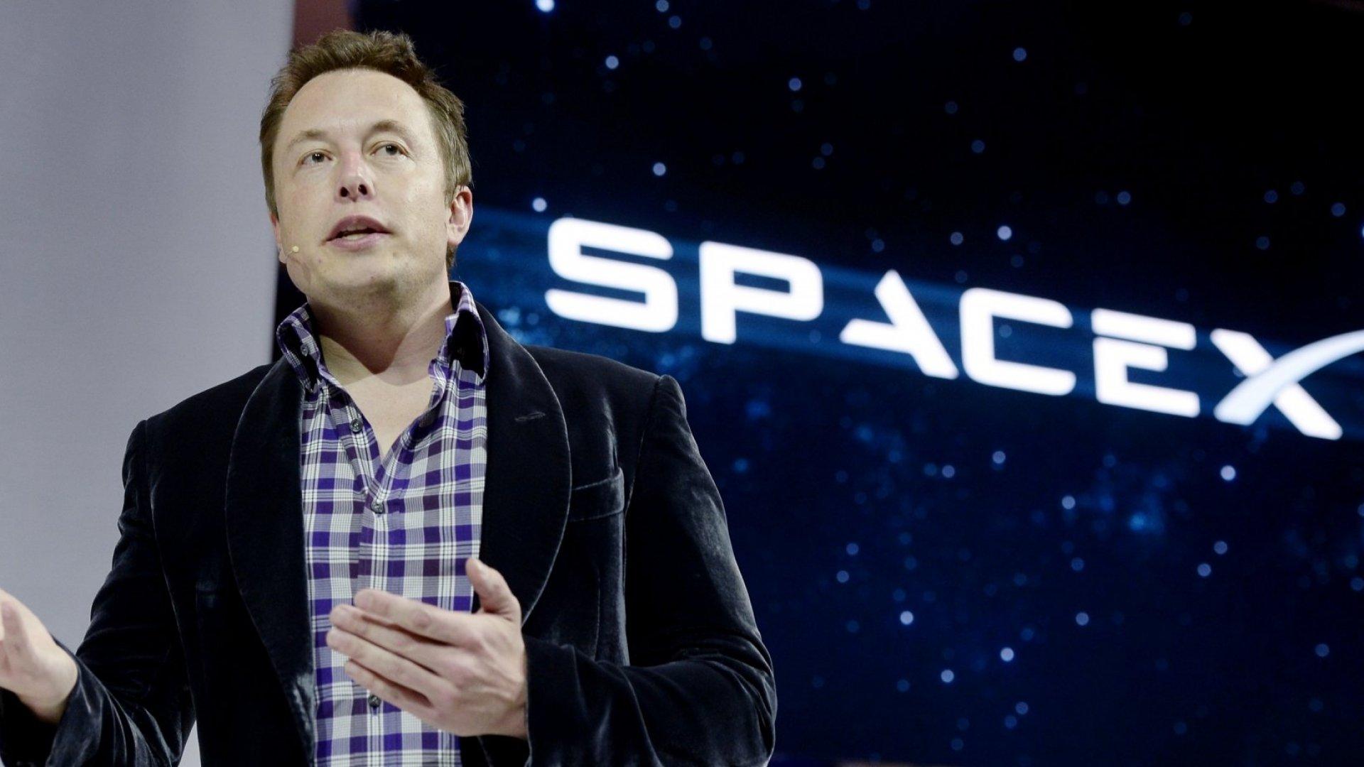 """HBO'dan """"SpaceX"""" dizisi geliyor"""