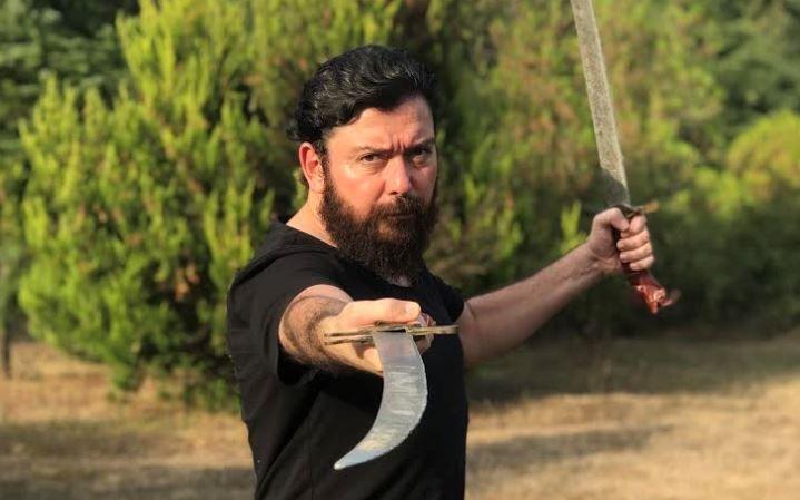 Hercai dizisinin Rıza Demir'i Gökhan Yavuz kendisini dönem dizilerine hazırlıyor
