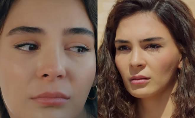 'Hercai'de 'Reyyan' karakterini canlandıran oyuncu Ebru Şahin dünya gündeminde